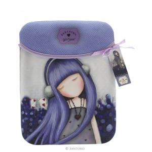 Funda Ipad Gorjuss Dear Alice