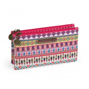 Estuche triple Flamenco