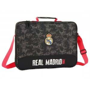 Bandolera Real Madrid black